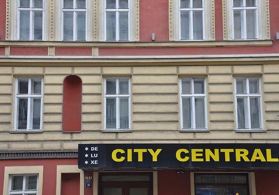 City central hotel praga for Hotel city central prague